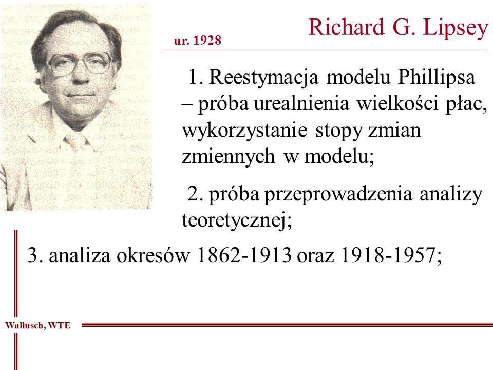 Richard G. Lipsey _______________________________________________________________________________