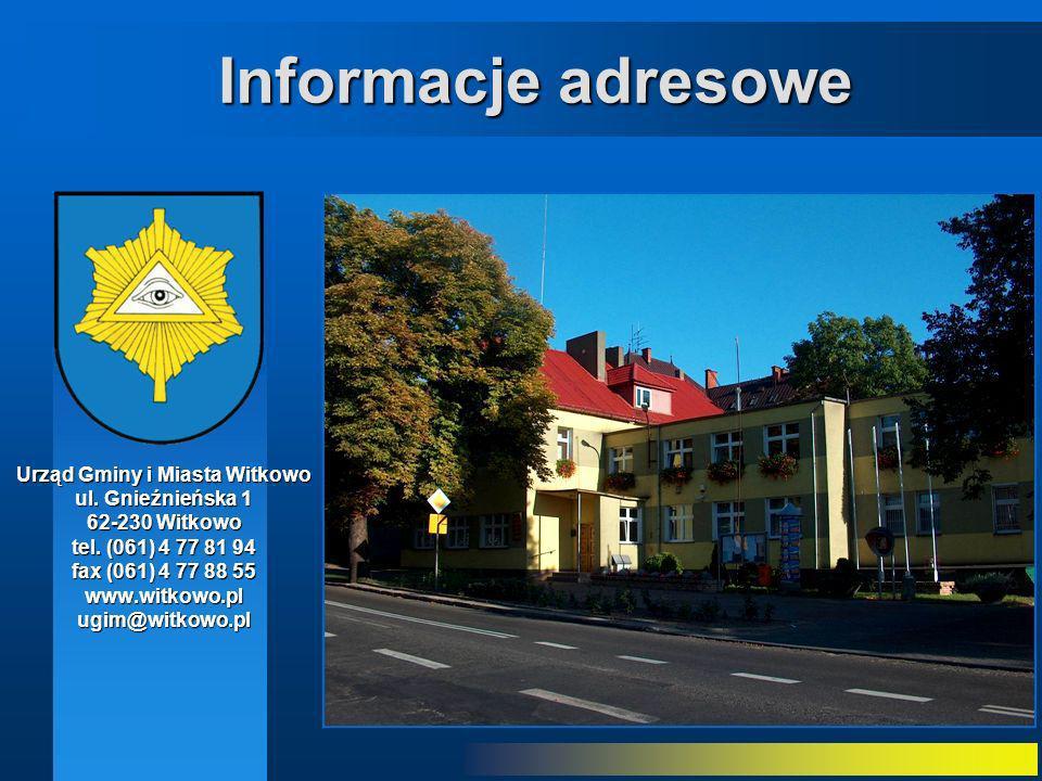 Urząd Gminy i Miasta Witkowo