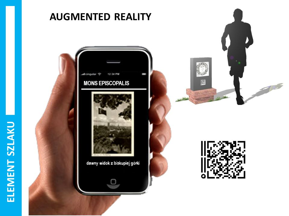 AUGMENTED REALITY MONS EPISCOPALIS ELEMENT SZLAKU