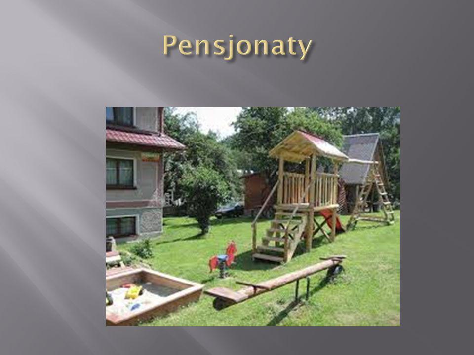 Pensjonaty