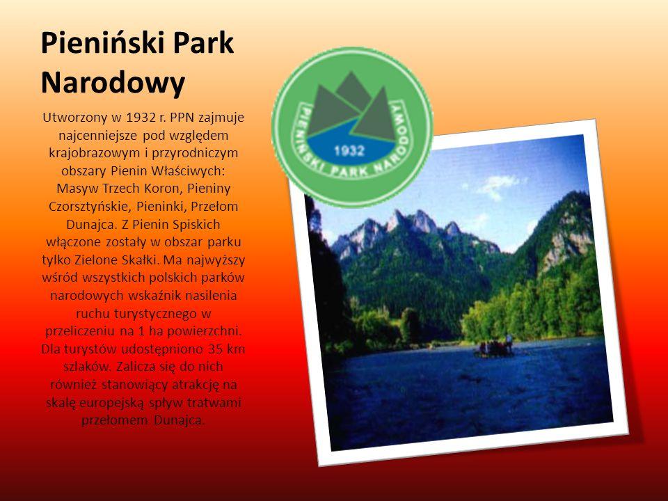 Pieniński Park Narodowy