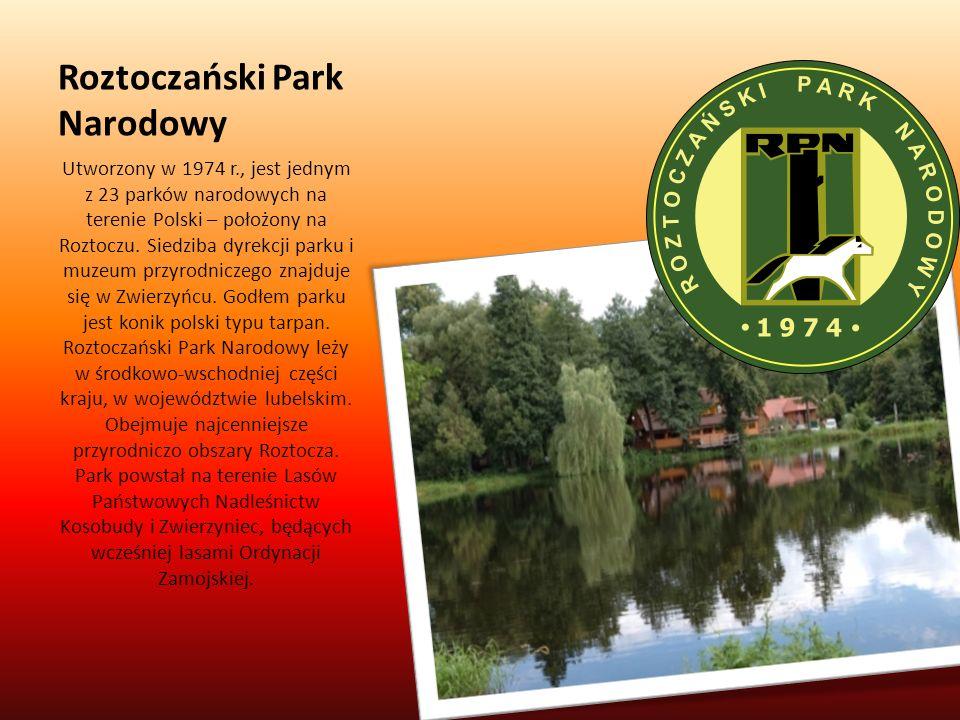 Roztoczański Park Narodowy