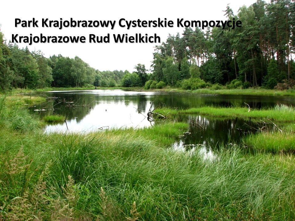 Park Krajobrazowy Cysterskie Kompozycje Krajobrazowe Rud Wielkich