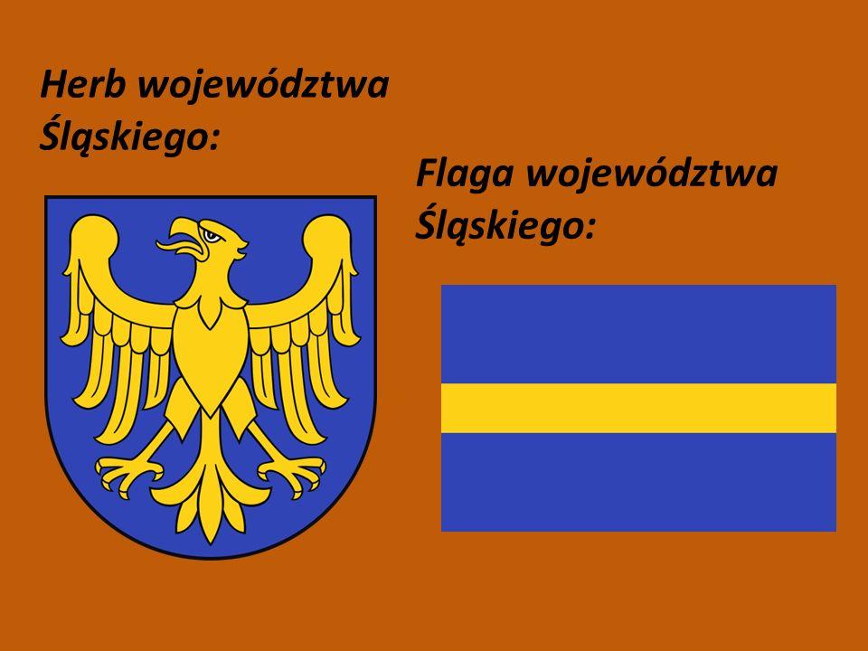 Herb województwa Śląskiego: