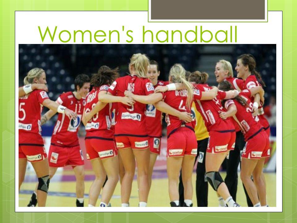 Women s handball