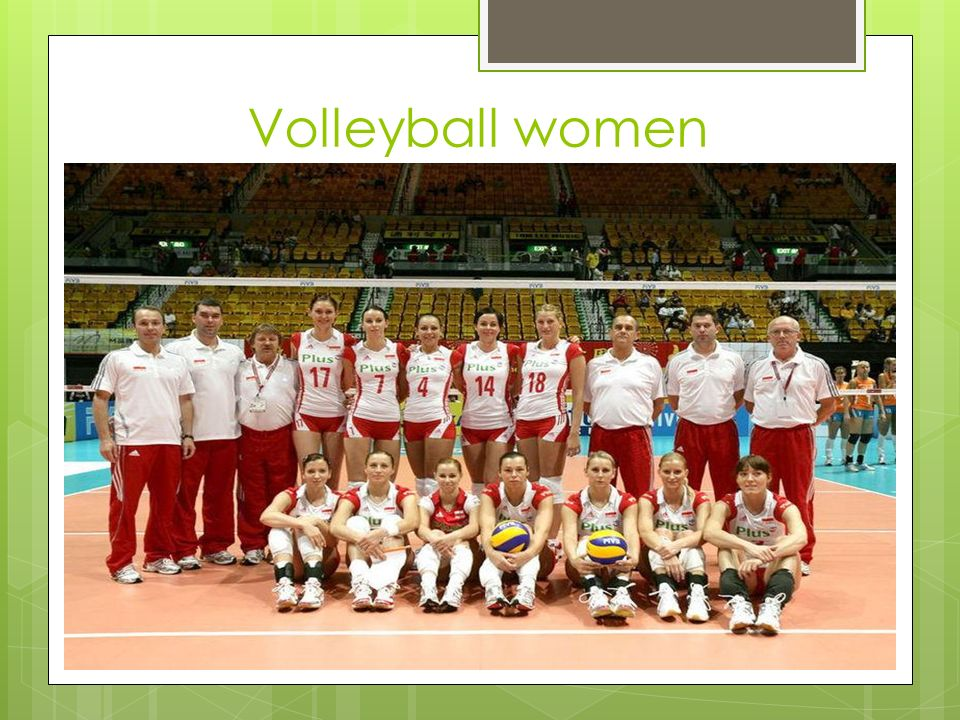 Volleyball women