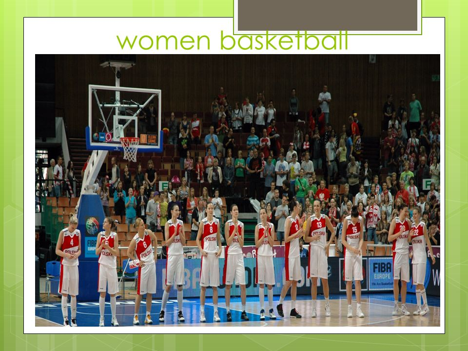 women basketball