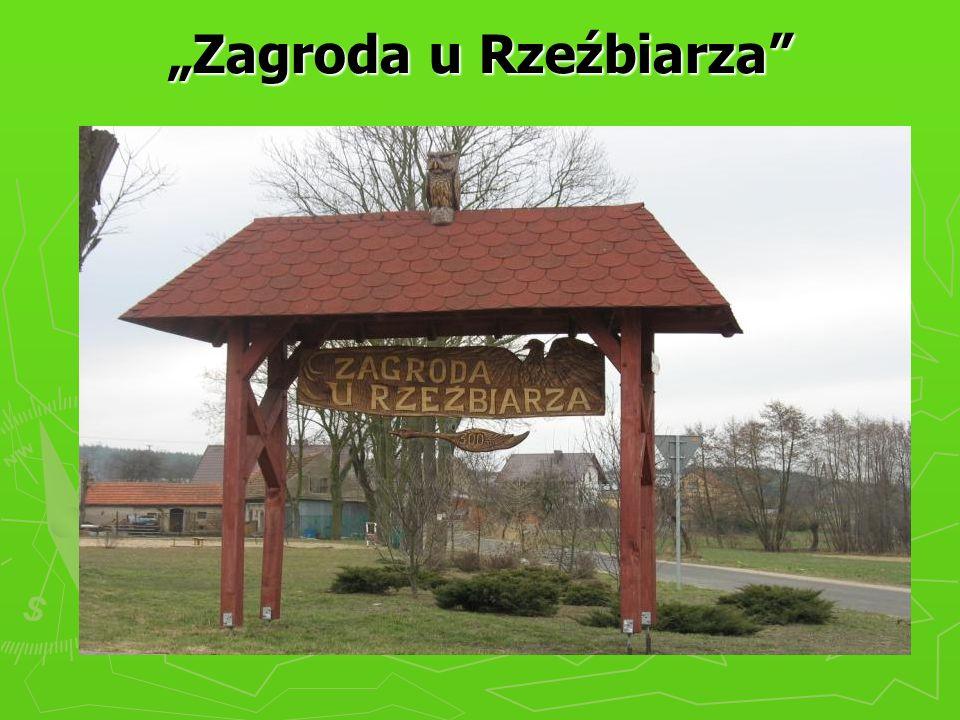 """""""Zagroda u Rzeźbiarza"""