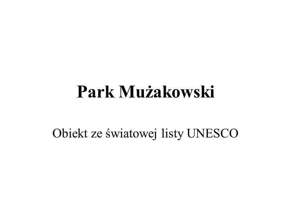 Obiekt ze światowej listy UNESCO