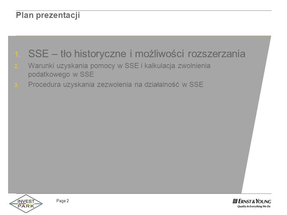 SSE – tło historyczne i możliwości rozszerzania
