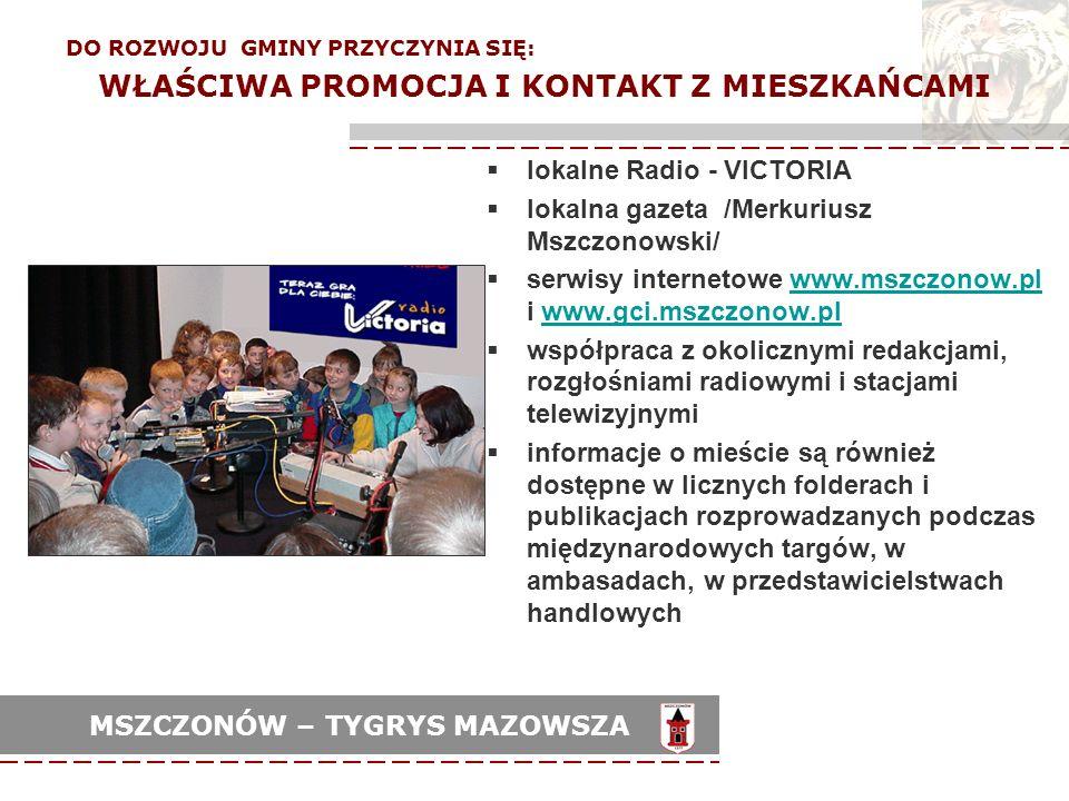 lokalne Radio - VICTORIA lokalna gazeta /Merkuriusz Mszczonowski/