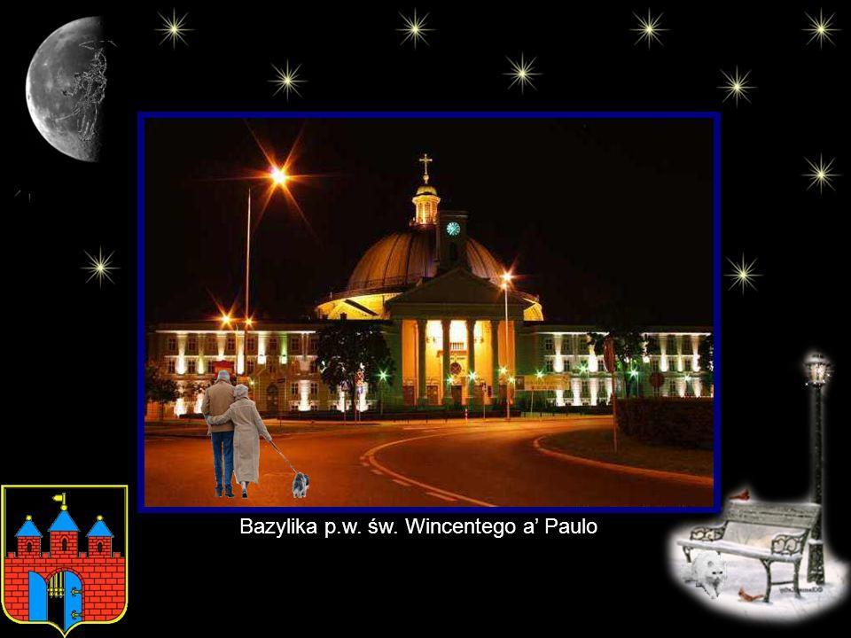 Bazylika p.w. św. Wincentego a' Paulo