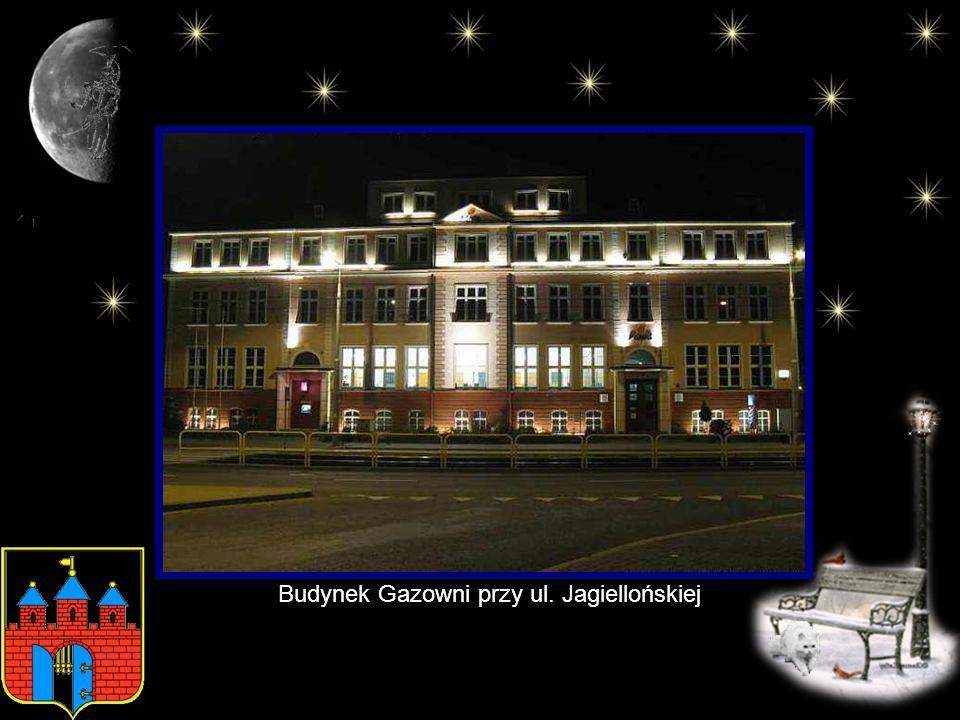 Budynek Gazowni przy ul. Jagiellońskiej