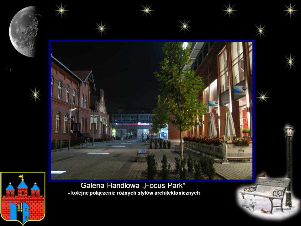 """Galeria Handlowa """"Focus Park"""