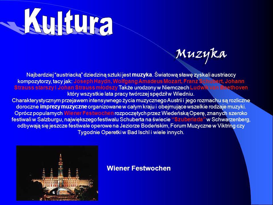 Kultura Muzyka Wiener Festwochen