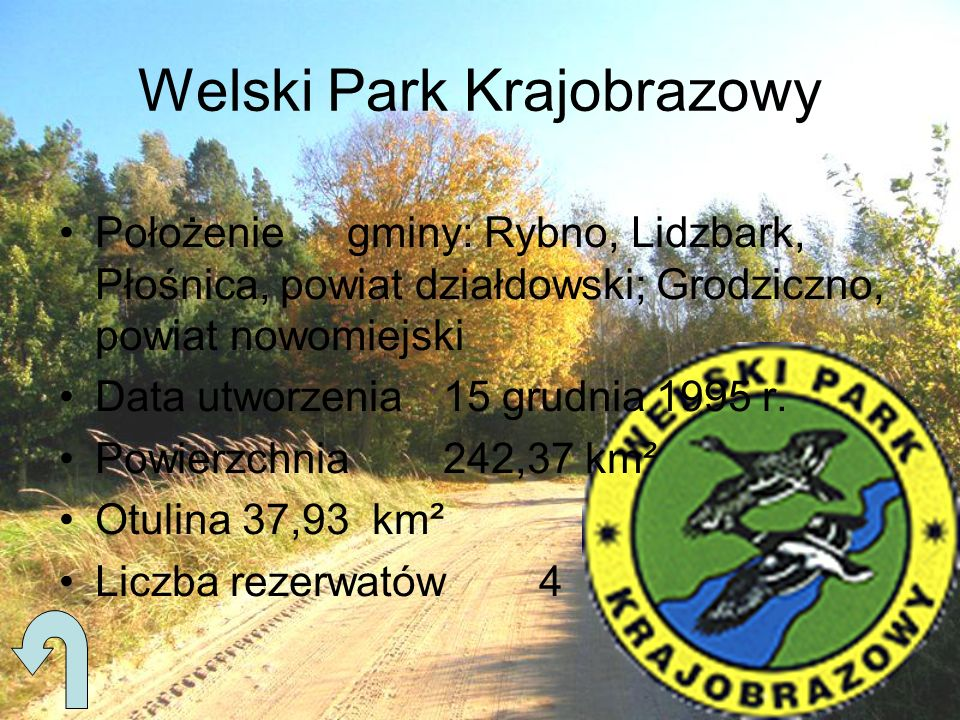 Welski Park Krajobrazowy