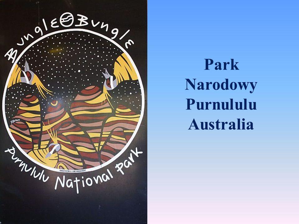 Park Narodowy Purnululu Australia