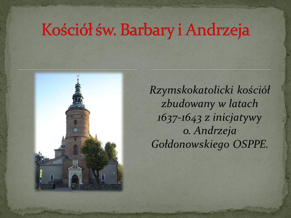 Kościół św. Barbary i Andrzeja