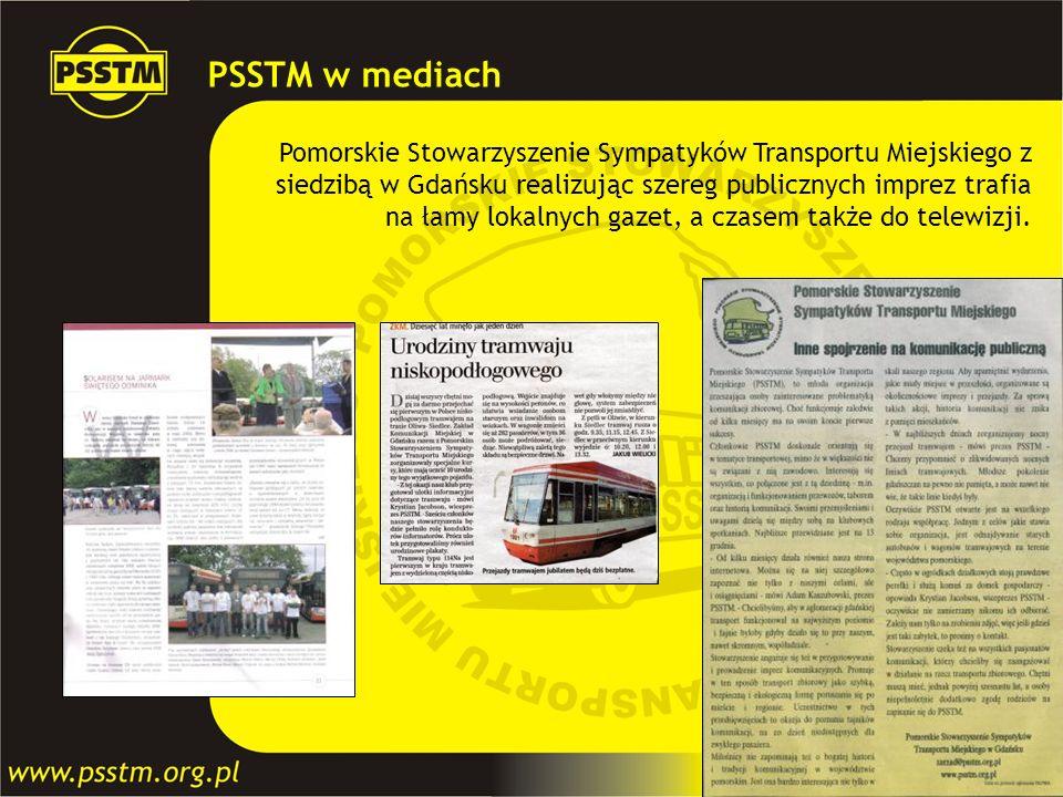 PSSTM w mediach