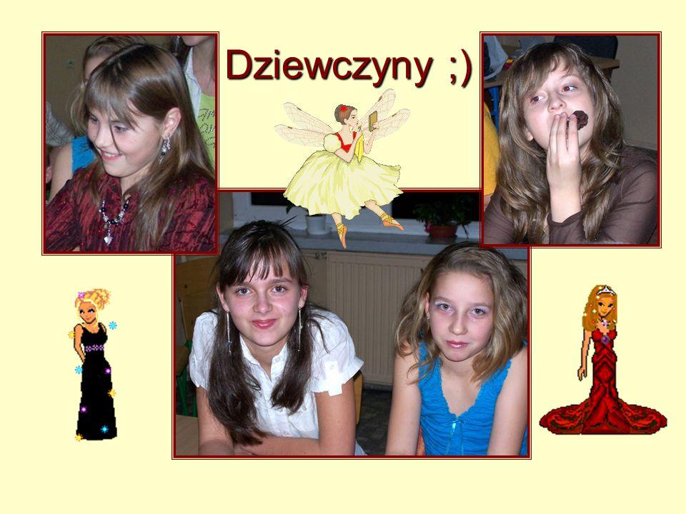Dziewczyny ;)