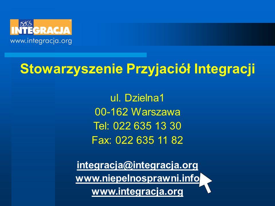 Stowarzyszenie Przyjaciół Integracji