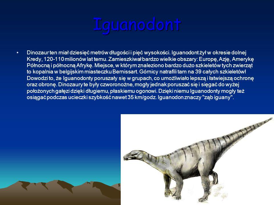 Iguanodont