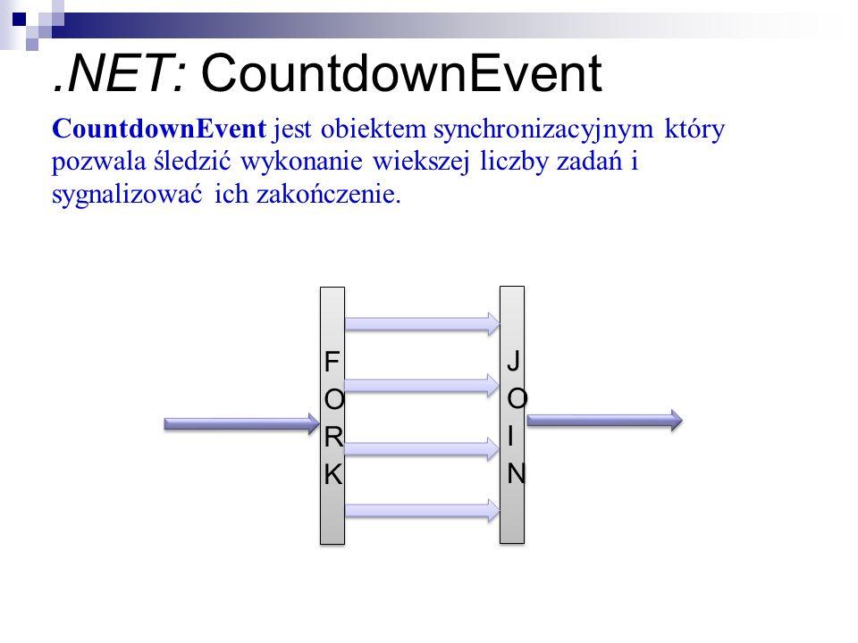 .NET: CountdownEvent