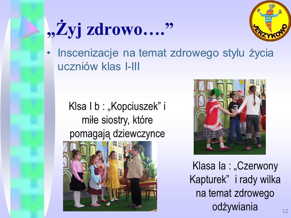 """Klsa I b : """"Kopciuszek i miłe siostry, które pomagają dziewczynce"""