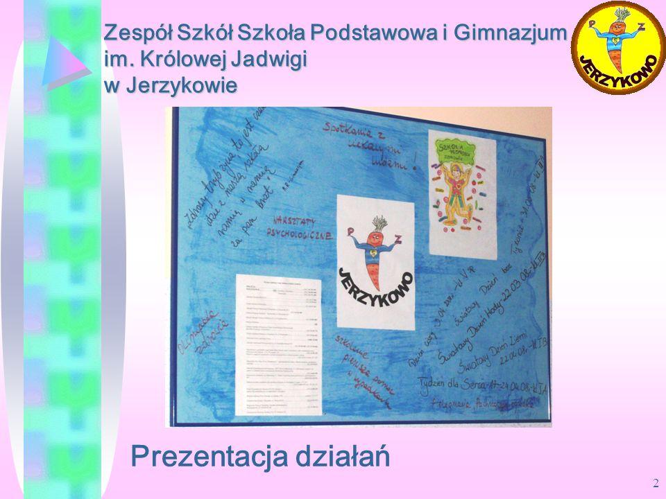 Zespół Szkół Szkoła Podstawowa i Gimnazjum im