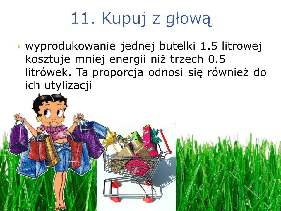 11. Kupuj z głową