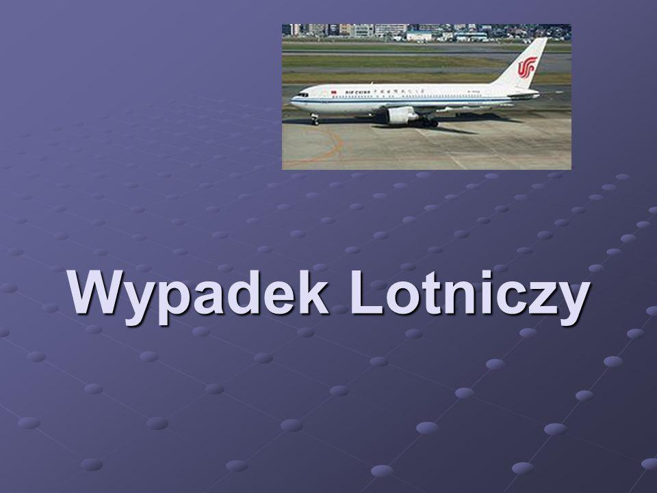 Wypadek Lotniczy