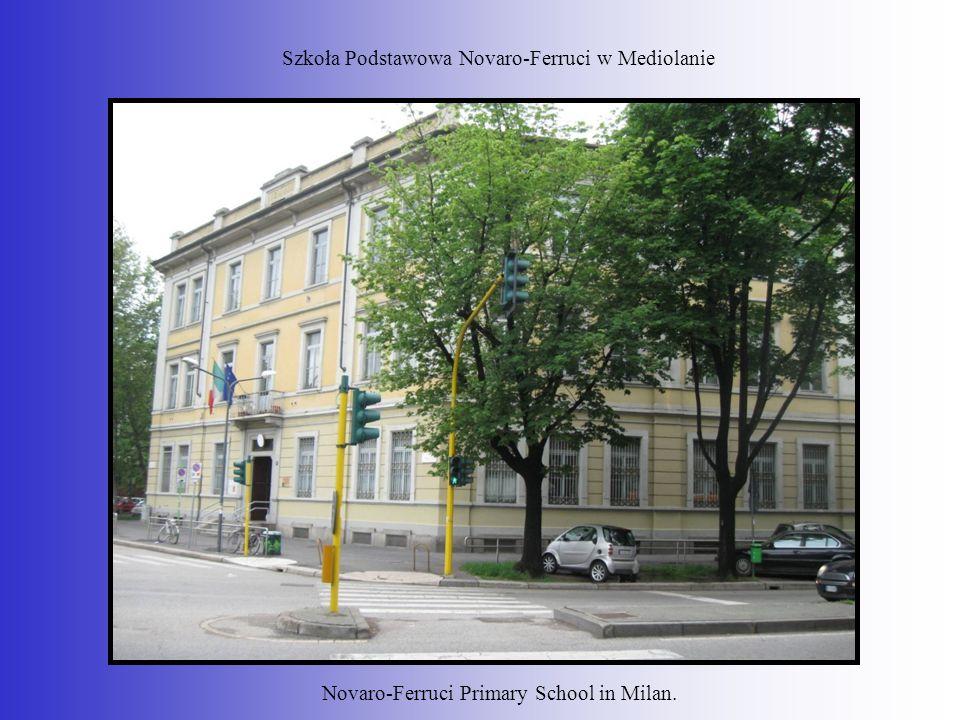 Szkoła Podstawowa Novaro-Ferruci w Mediolanie