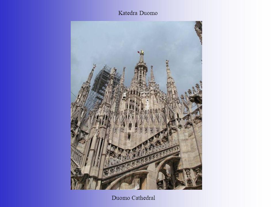 Katedra Duomo Duomo Cathedral