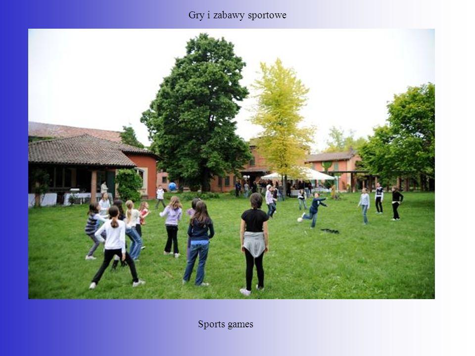 Gry i zabawy sportowe Sports games