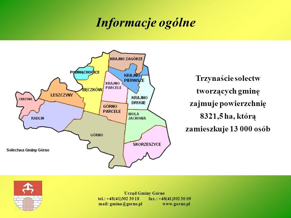 mail: gmina@gorno.pl www.gorno.pl