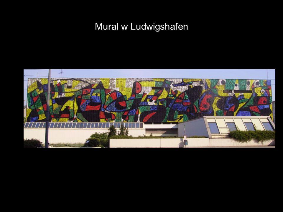 Mural w Ludwigshafen