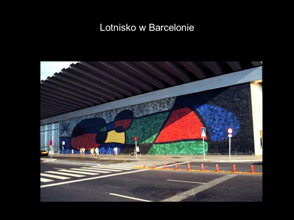 Lotnisko w Barcelonie