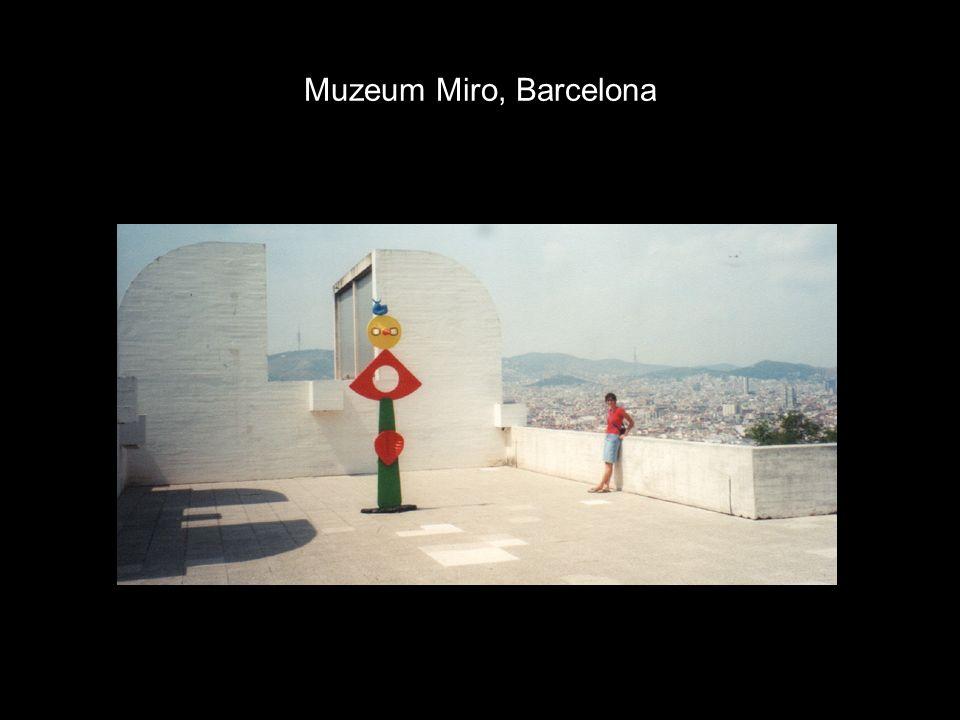Muzeum Miro, Barcelona