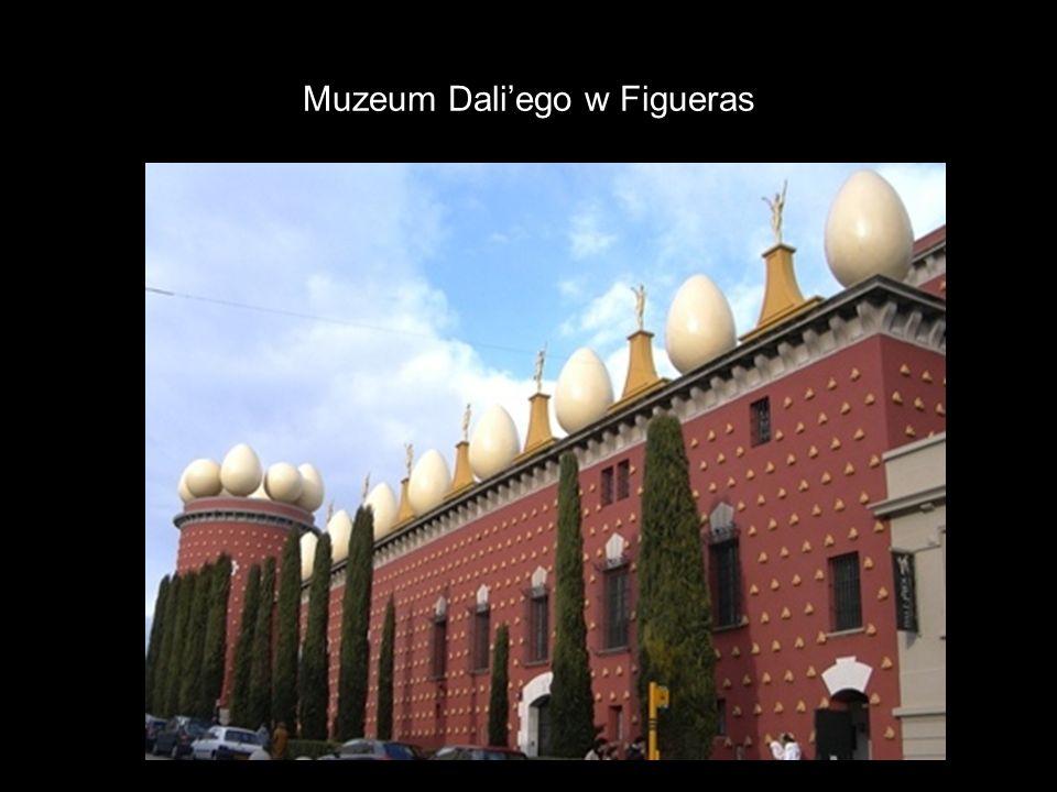 Muzeum Dali'ego w Figueras