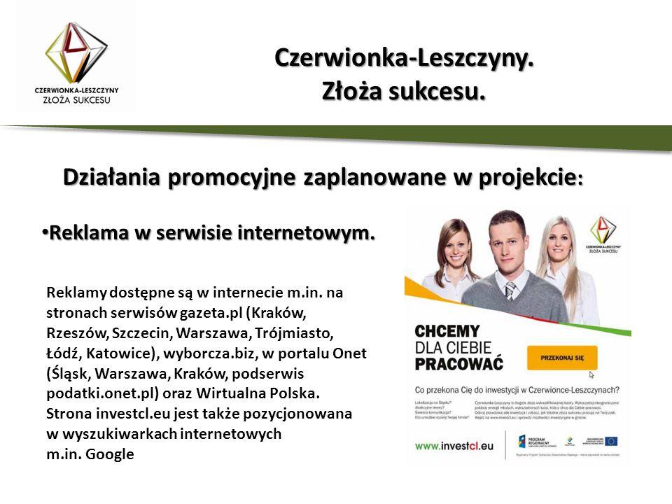 Czerwionka-Leszczyny. Złoża sukcesu.