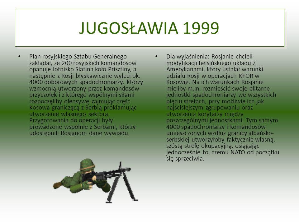 JUGOSŁAWIA 1999