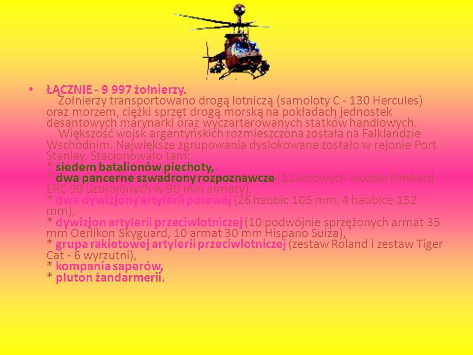 ŁĄCZNIE - 9 997 żołnierzy.
