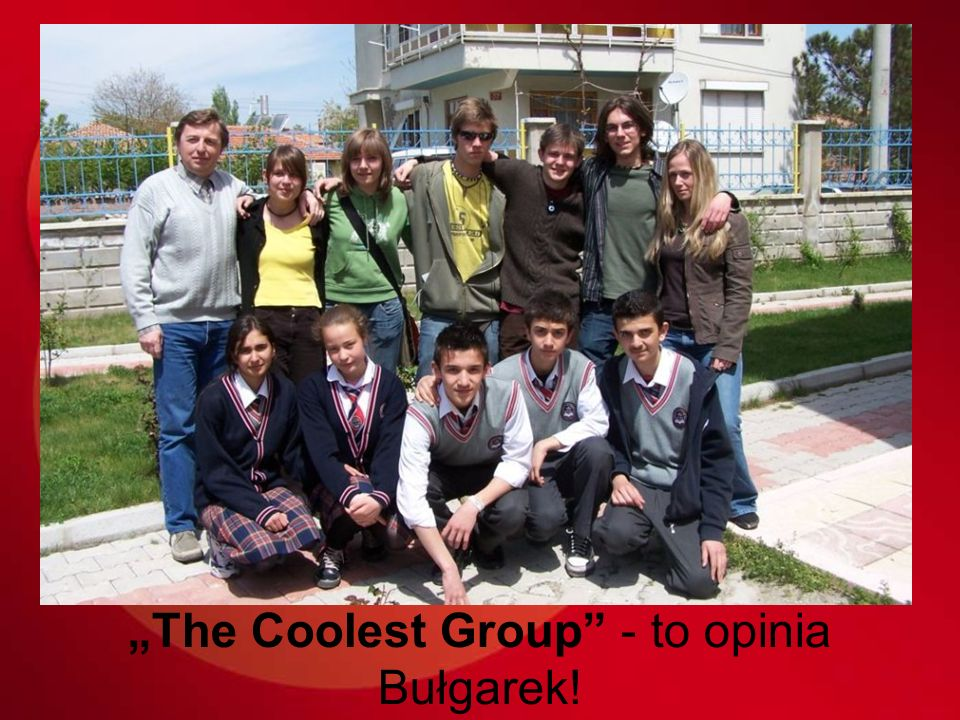 """The Coolest Group - to opinia Bułgarek!"
