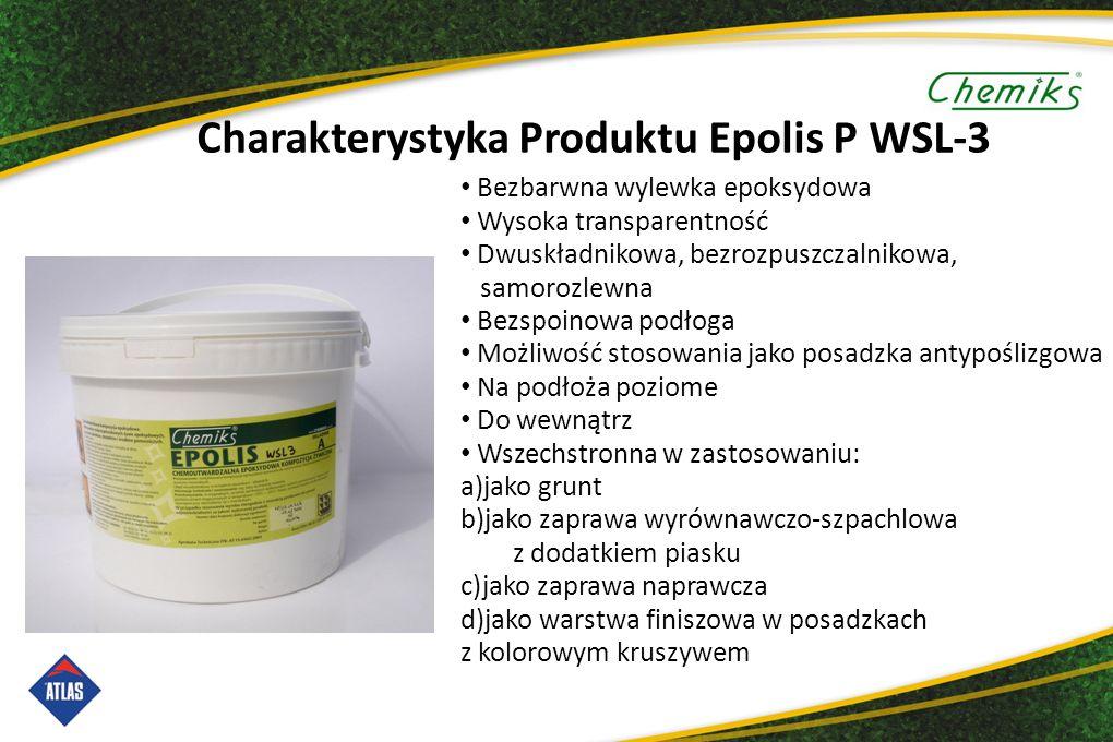 Charakterystyka Produktu Epolis P WSL-3