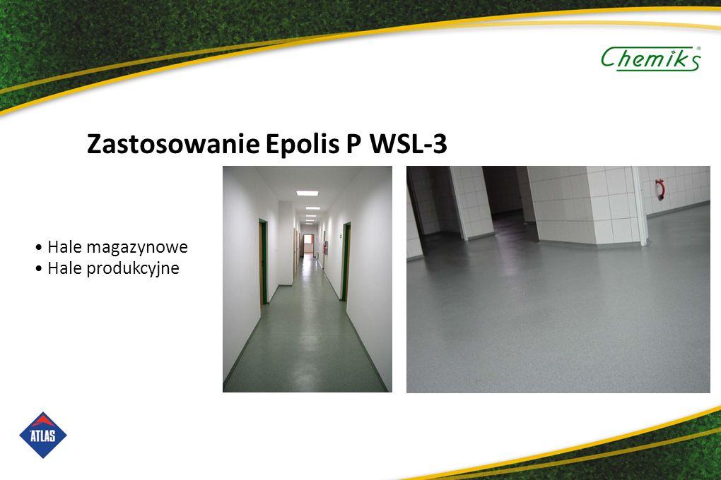Zastosowanie Epolis P WSL-3