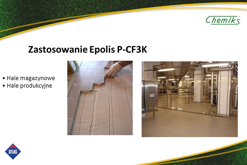 Zastosowanie Epolis P-CF3K