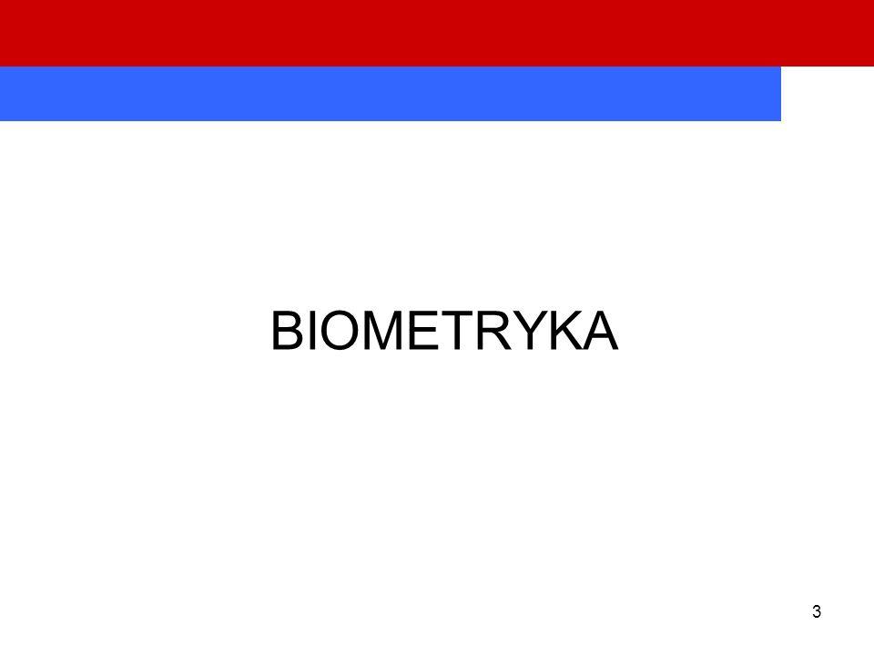 BIOMETRYKA