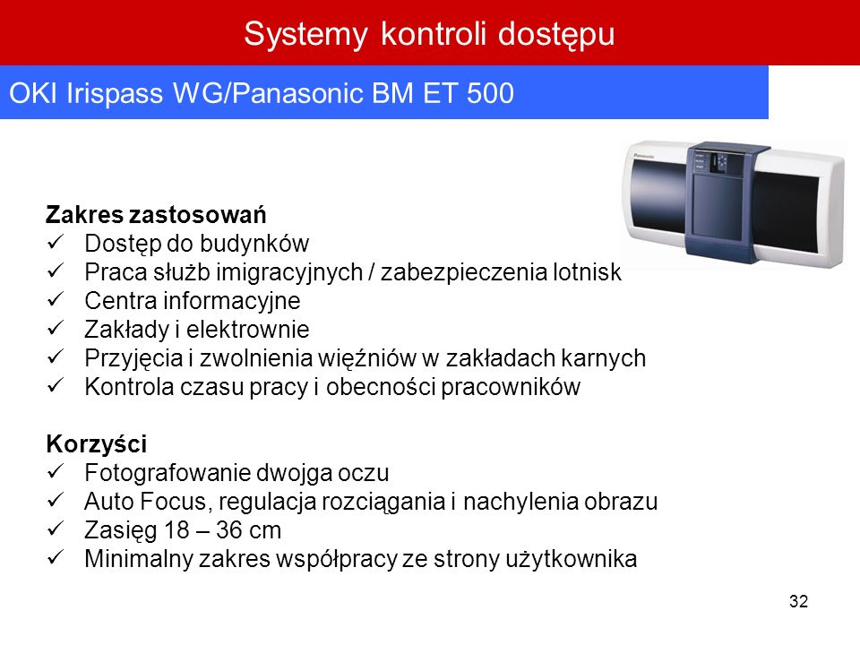 Systemy kontroli dostępu