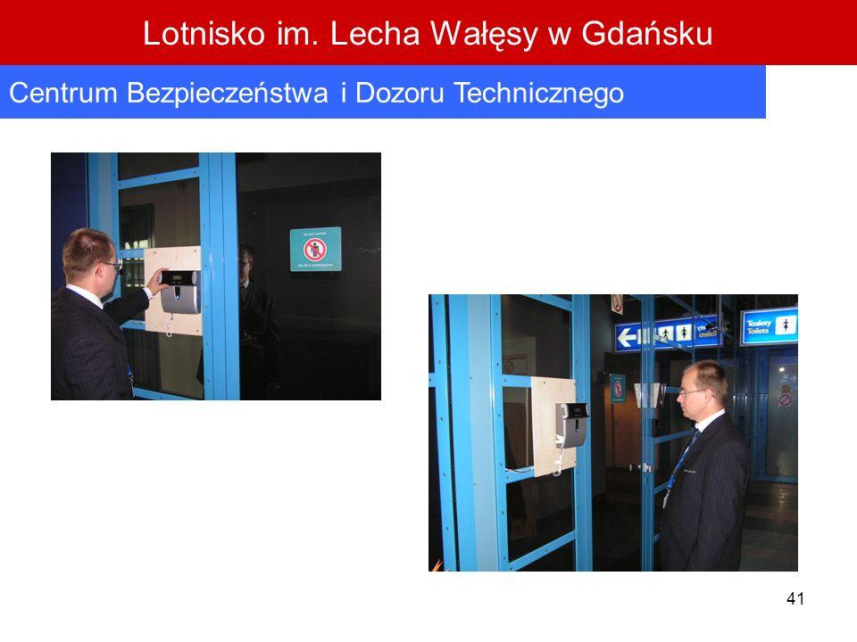 Lotnisko im. Lecha Wałęsy w Gdańsku