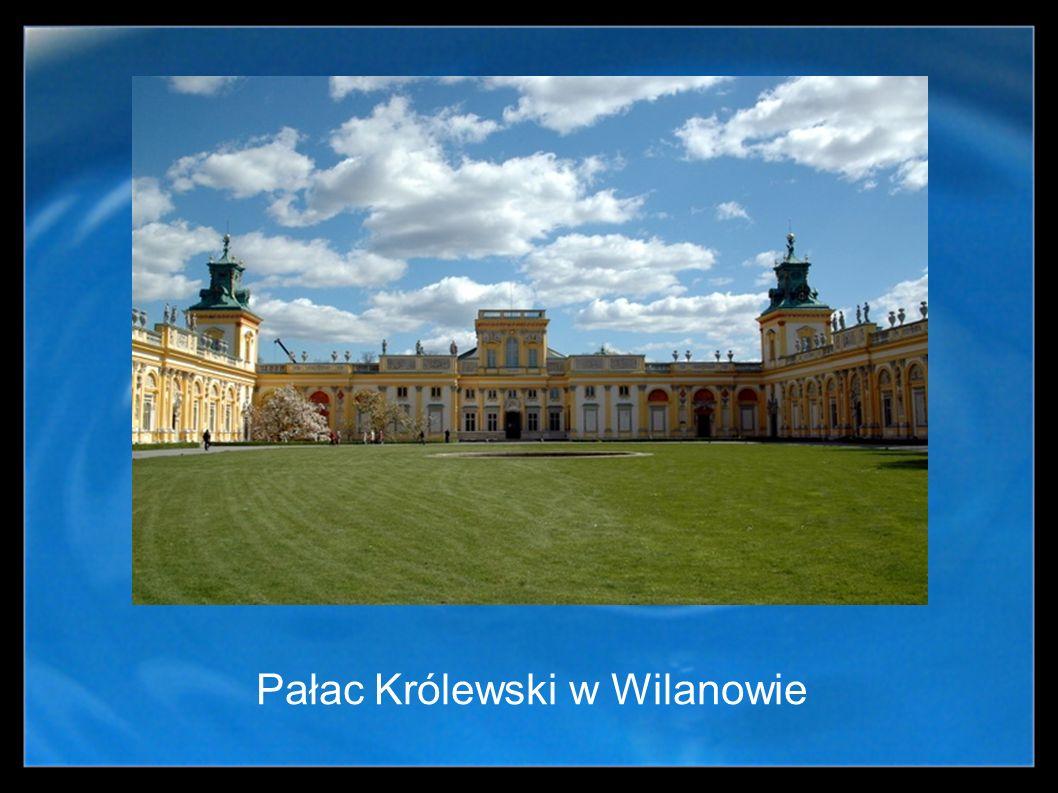 Pałac Królewski w Wilanowie